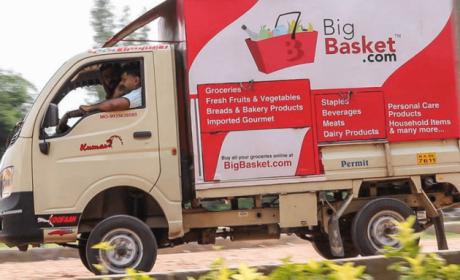 阿里巴巴领投印度在线食品销售商:金额3亿美元