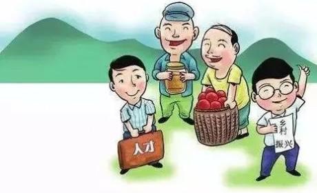 《关于加快推进乡村人才振兴的意见》印发